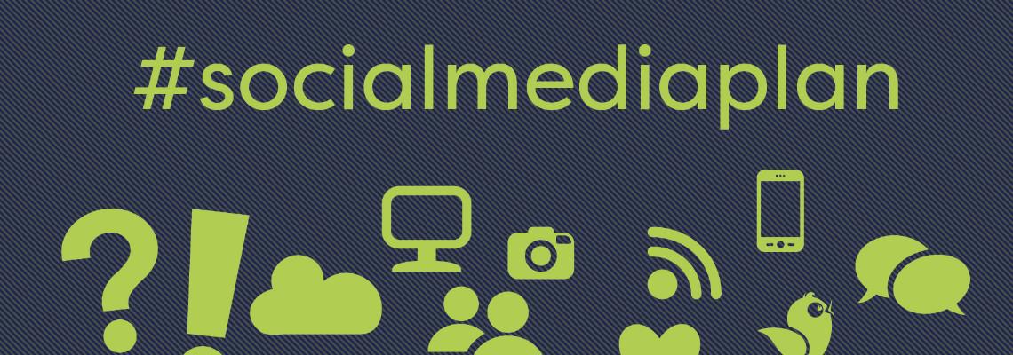 Social Media Plan Logo